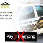 Novo aviso de fraude PayDiamond, desta vez pelas Autoridades do Canadá