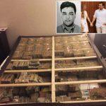 Autoridades dos EUA mostram foto dos 20 milhões de dólares escondidos da fraude TelexFree