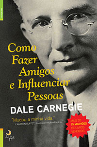"""""""Como Fazer Amigos e Influenciar Pessoas"""", de Dale Carnegie"""