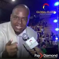 Felipe Campos, burlão PayDiamond Global Clube