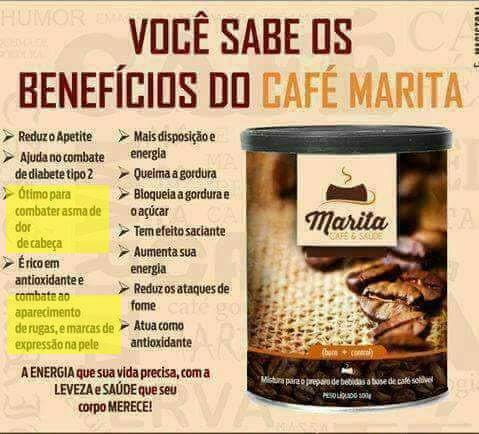 Mentiras Café Marita Produto Milagroso