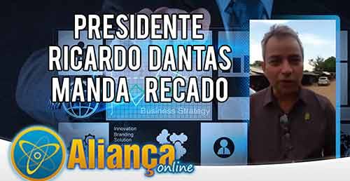 Dono da Aliança Online e Compra Mais Brasil, Ricardo Dantas