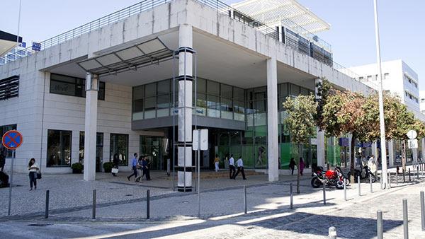 """Durante um ano, a LibertaGia funcionou no primeiro andar do """"Edfício Smart"""", no Parque das Nações"""