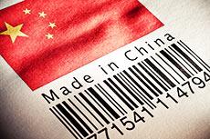 Produtos chineses usados em fraudes MMN